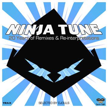 Download 2 Ninja Tune dj-mixes : 20 Years of Psychedelic Hip