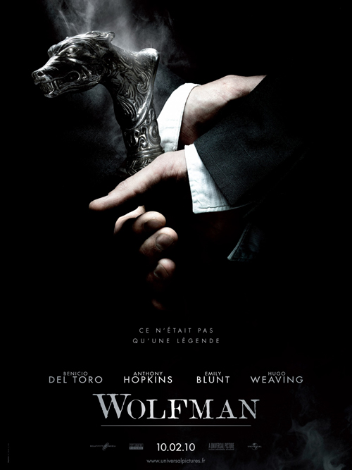The Wolfman The-wolfman